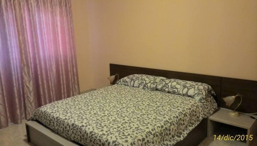 matrimoniale bed and breakfast Pilarossa