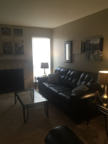 Entire Private 1 Bedroom Apartment - Oklahoma City - Pis
