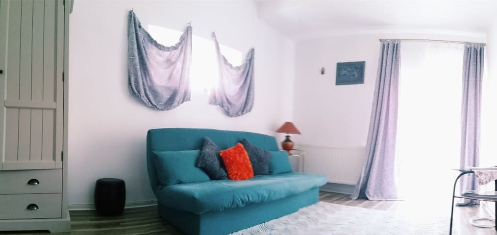Happy Apartment for 2- 4 guests - Predeal - Apartamento