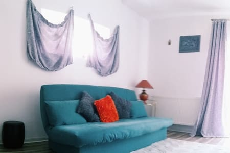 Happy Apartment for 2- 4 guests - Predeal