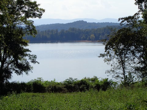 Peaceful lakeview with dock* and dog run