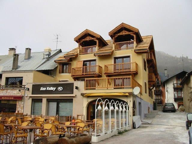 Splendido appartamento fronte piste - Montgenèvre - Appartement