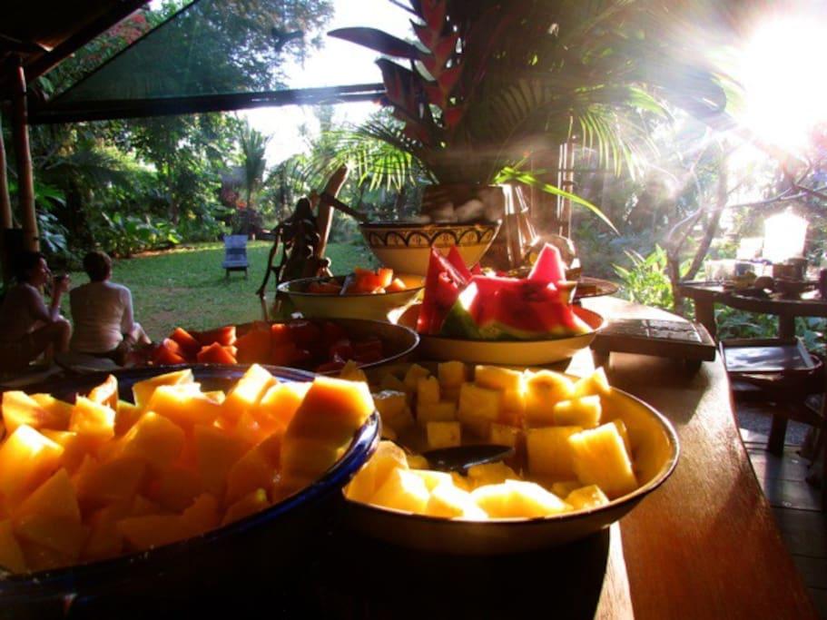 Breakfast Casa Grande