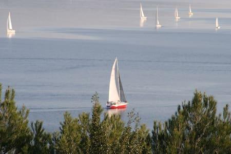 Petit mas en Provence superbe vue - Istres