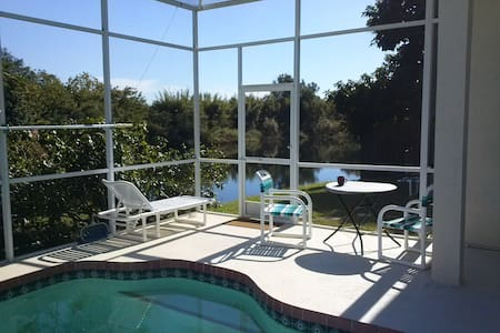 Superb Villa near amazing beaches - Bradenton