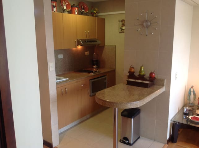 Apartment in Medellin; El Poblado - เมเดลลิน - อพาร์ทเมนท์