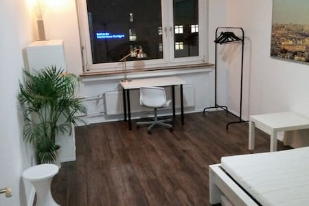 Skycraper Apartment in City Center - Appartement