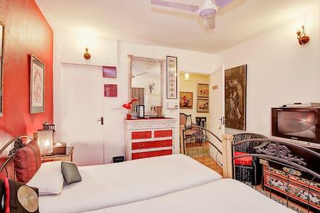 Great Homestay New Delhi - Mulberry - Nuova Delhi - Bed & Breakfast
