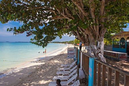 Beachfront Errol's Guest House #3 - Negril