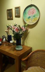 距离惠阳汽车站、惠州南高铁站20分钟。温馨的带院落的整洁宁静的整套房子 - Huizhou Shi - Bed & Breakfast