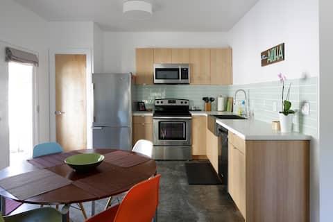 Moderní Mango Beach Home North Shore - 30denní pobyty