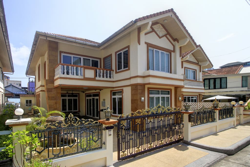 Patong Big House For Rent Houses For Rent In Phuket