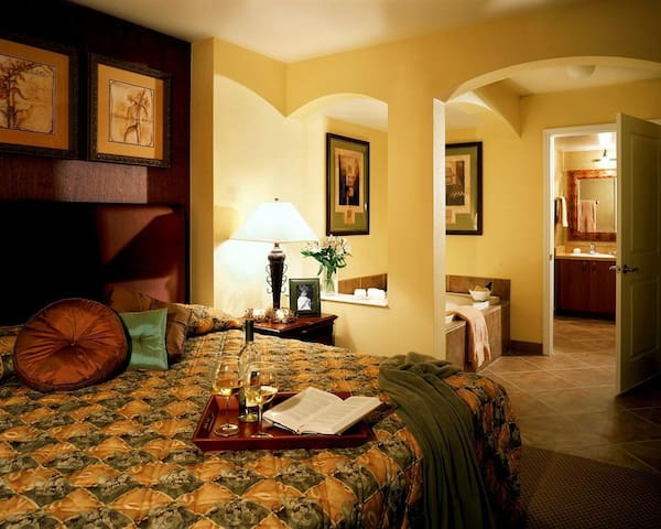 The Grandview Resort 2 Bedrooms Resorts For Rent In Las Vegas Nevada United States