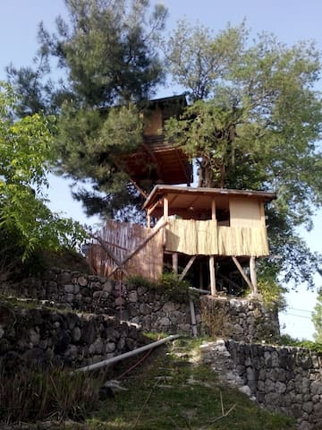 Magic Faraway Treehouse  Fethiye - fethiye - Ağaç Ev