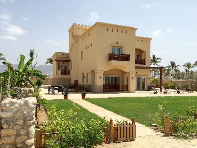 Luxury Beach Front Villas, Villa 5