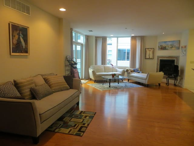 Rittenhouse condo for Papal visit
