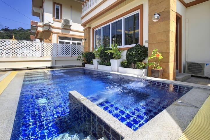 Phuket Apartment House - Tambon Patong - Pis