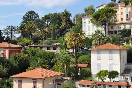 Beau studio,terrasse, plage à 5mn - Nice - Apartment