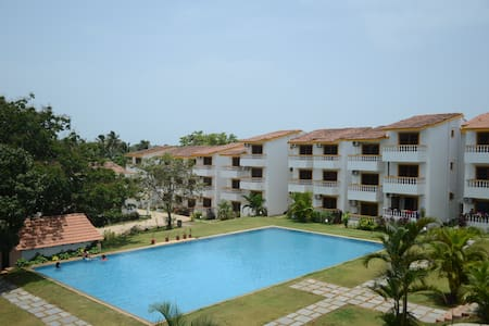 Stay with comfort in a 1BHK Rental - Candolim