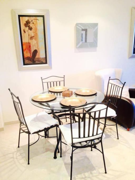 Open Plan Dining Space