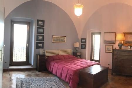 The House in the Burg (Formia-Gaeta) - Maranola