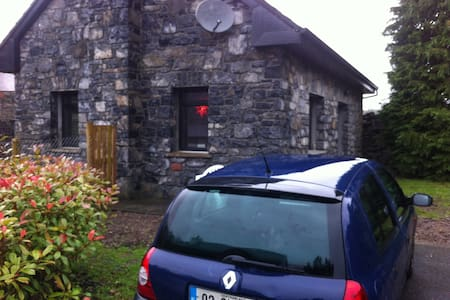 Connemara Escape - Blockhütte