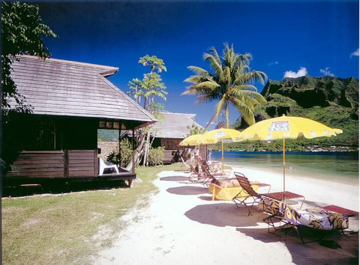 kaveka cook's bay bungalows