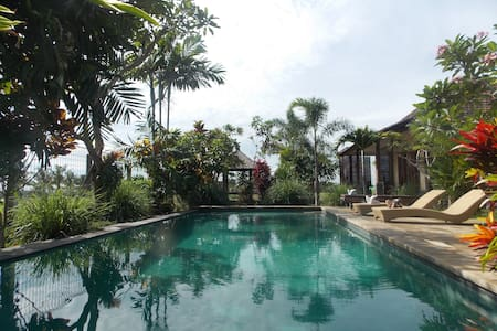 Villa Mandi Ubud A peaceful Living