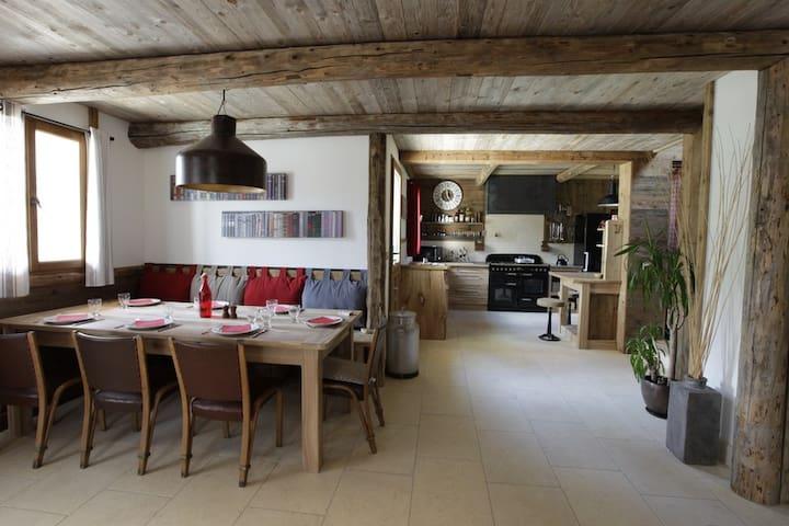 Gîte la ferme de clémence - Villard-de-Lans - Dům