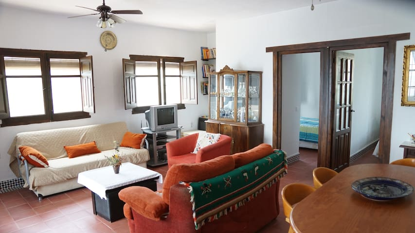 casa de campo los cipreses - Salobreña - House