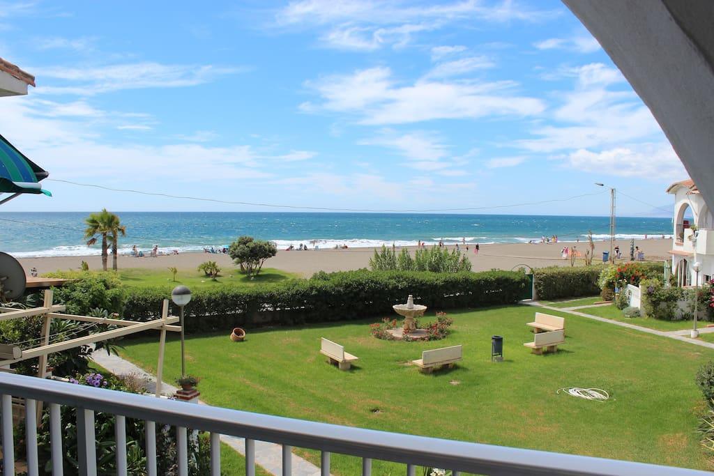 beach bungalow vft ma 11122 bungalows zur miete in torre de benagalb n andalusien spanien. Black Bedroom Furniture Sets. Home Design Ideas