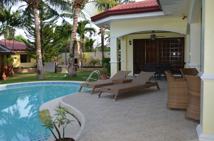 House and lot with pool for rent - Cidade de Lapu-Lapu - Casa