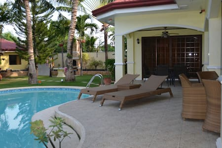House and lot with pool for rent - Lapu-Lapu City - Haus