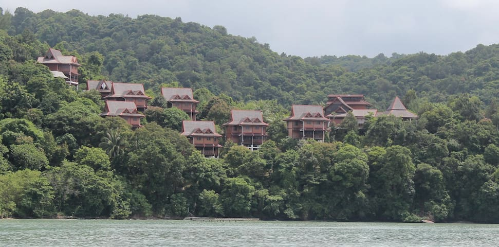 Villa Del Porto, Great Seaview overlooking island - Langkawi - Villa