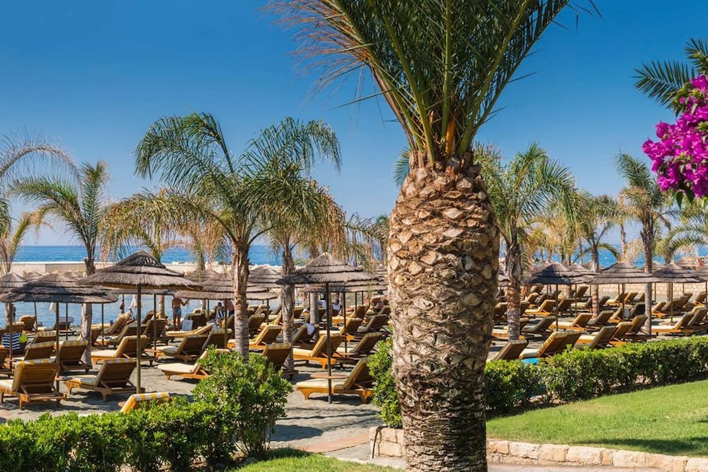 The best beaches in Limassol.
