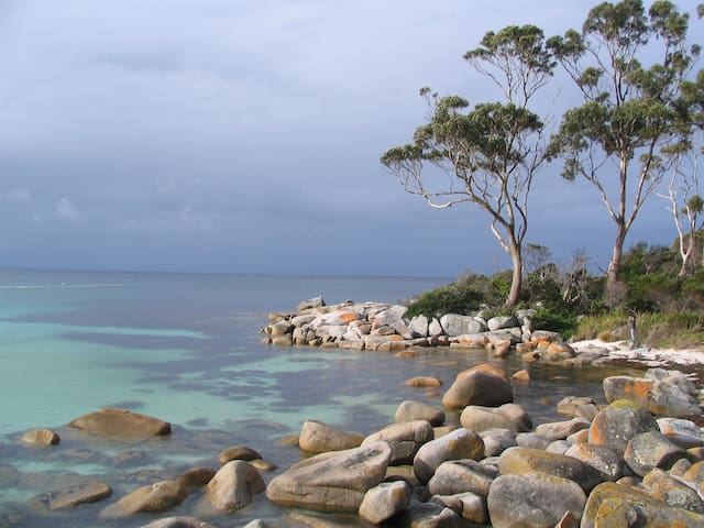 Bay of Fires Beach House w/ Seaview