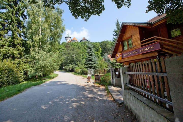 Cozy 3 rooms with 3 bathrooms - Smolenice - House