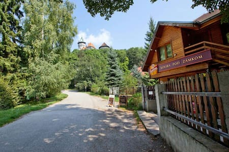 Cozy 3 rooms with 3 bathrooms - Smolenice - Casa