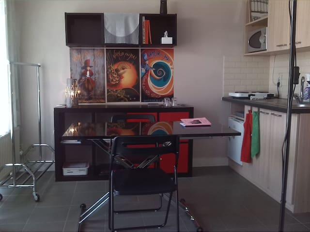 Charmant petit studio