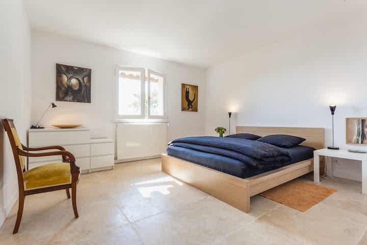 Chambre n°2 dans maison de rêves