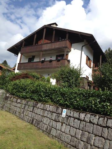 Appartamento vicino Pinzolo - Bocenago - Apartamento