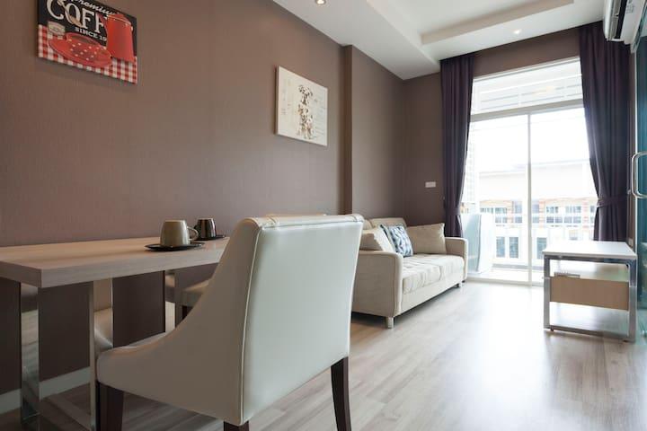 清迈全新精品公寓T411 - Nong Pa Khrang - Appartement