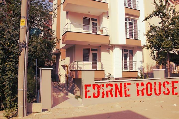 EDİRNE HOUSE'TAN LÜKS 1+1 DAİRELER. - Edirne - Apartament
