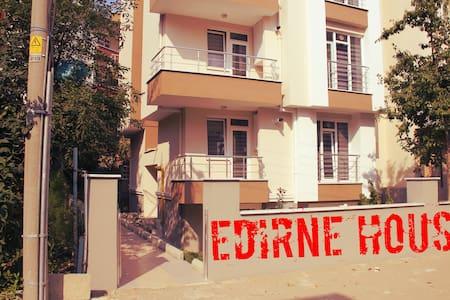EDİRNE HOUSE'TAN LÜKS 1+1 DAİRELER. - Edirne - Appartamento