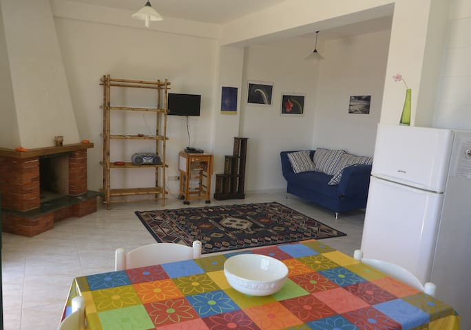 Bright And Beautiful Apartment - Punta Braccetto - Daire