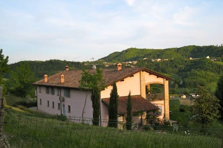 Beautiful B&B house Piedmont Italy - Aamiaismajoitus