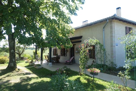 Près de Toulouse, Albi, Montauban - Bed & Breakfast