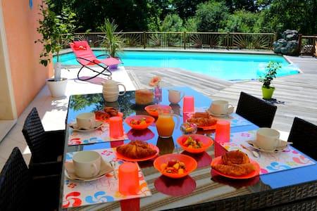 chambres d hotes - Saint-Jean-de-Marsacq - Bed & Breakfast
