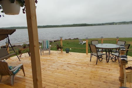 Peaceful Waterfront cottage - Cocagne - Casa