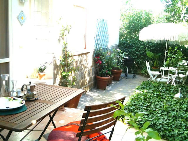 Wohnung in der Süd-Toskana - Castiglione della Pescaia - Appartement